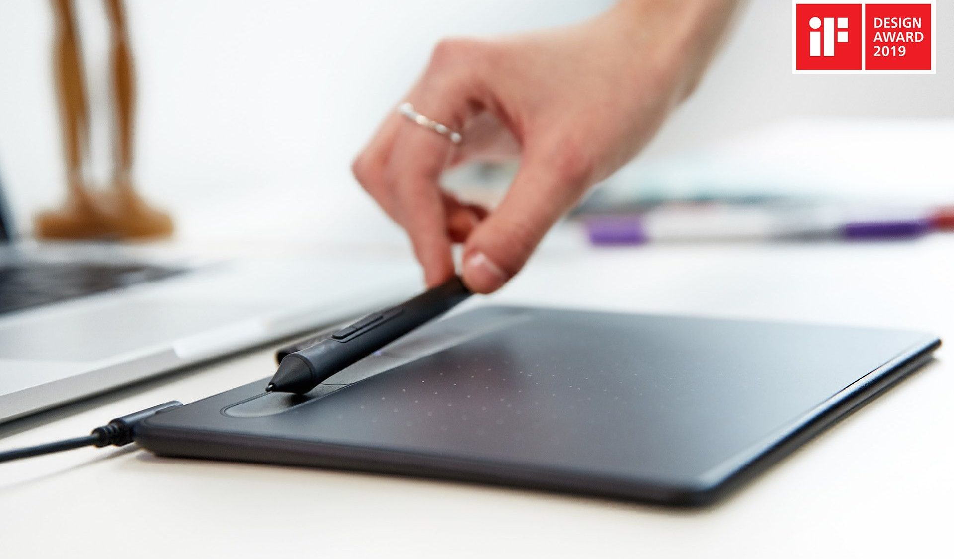 Wacom adds Intuos Drawing Tablet to Works with Chromebook lineup