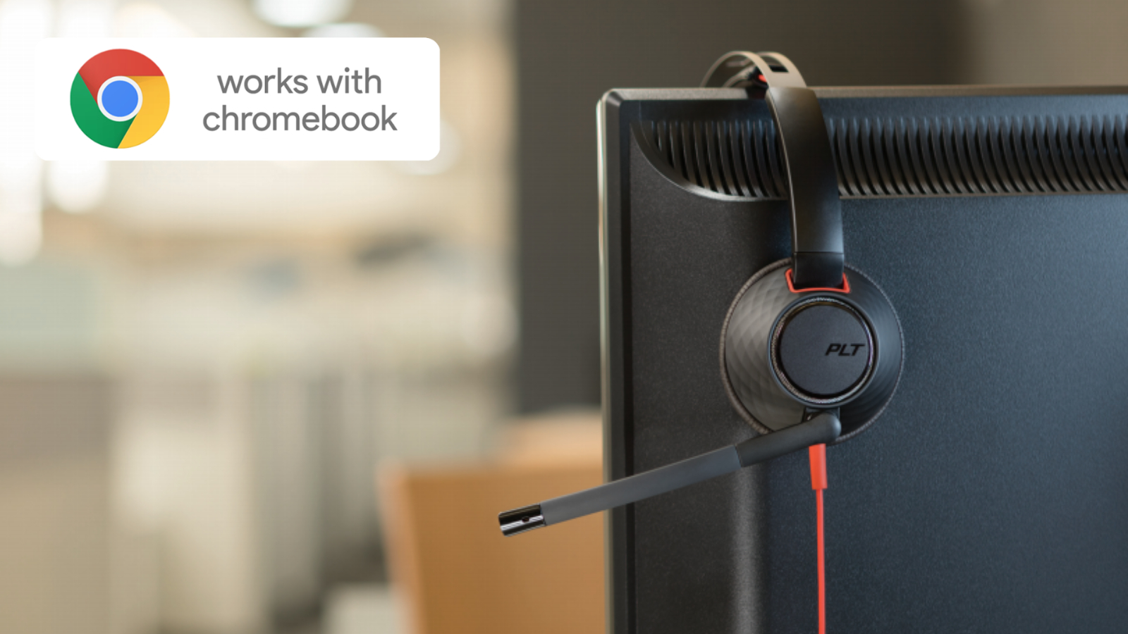 Poly (formerly Plantronics) debuts Works with Chromebook line of headsets