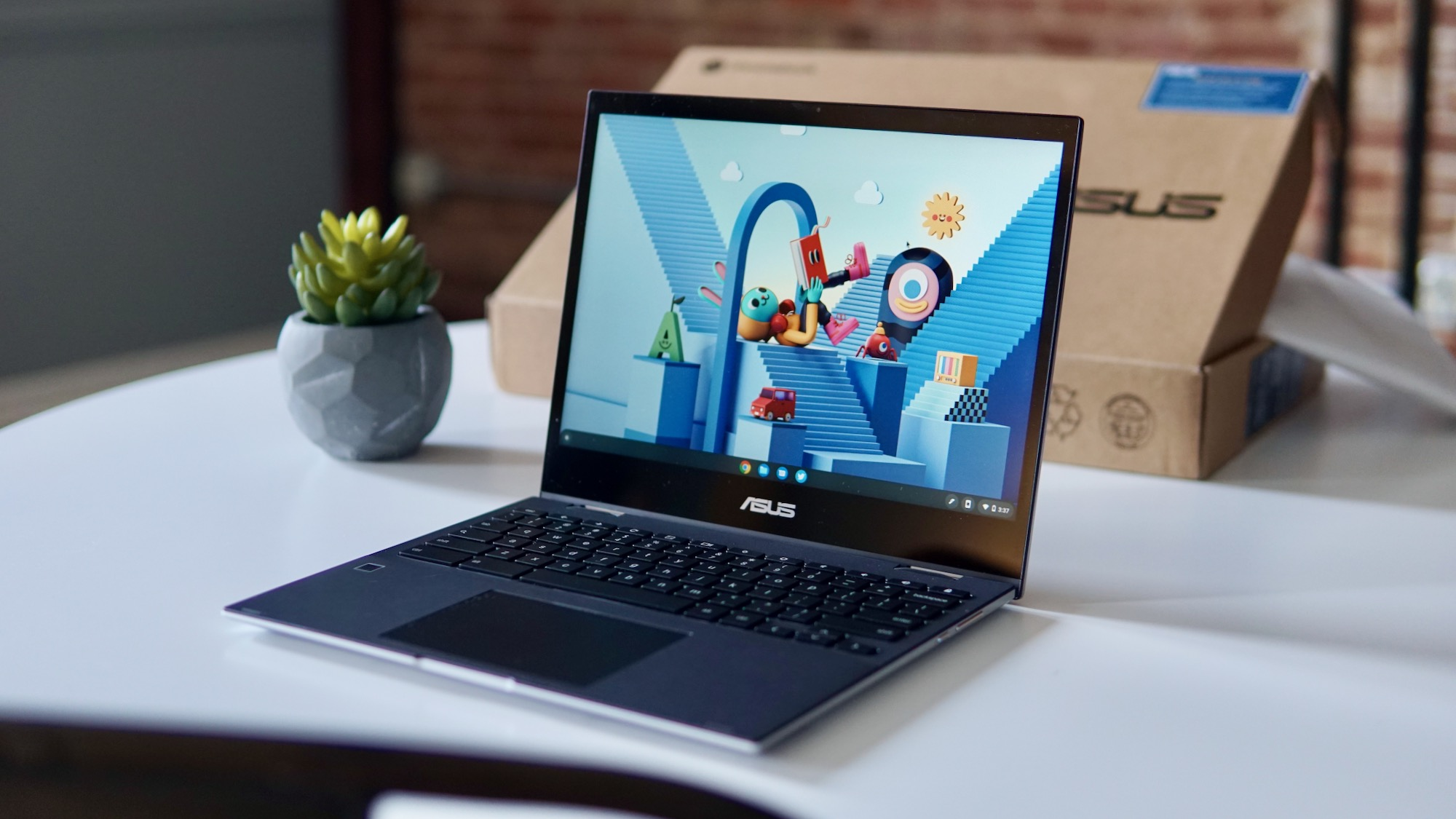 ASUS Chromebook Flip CM3 unboxing and initial impressions [VIDEO]