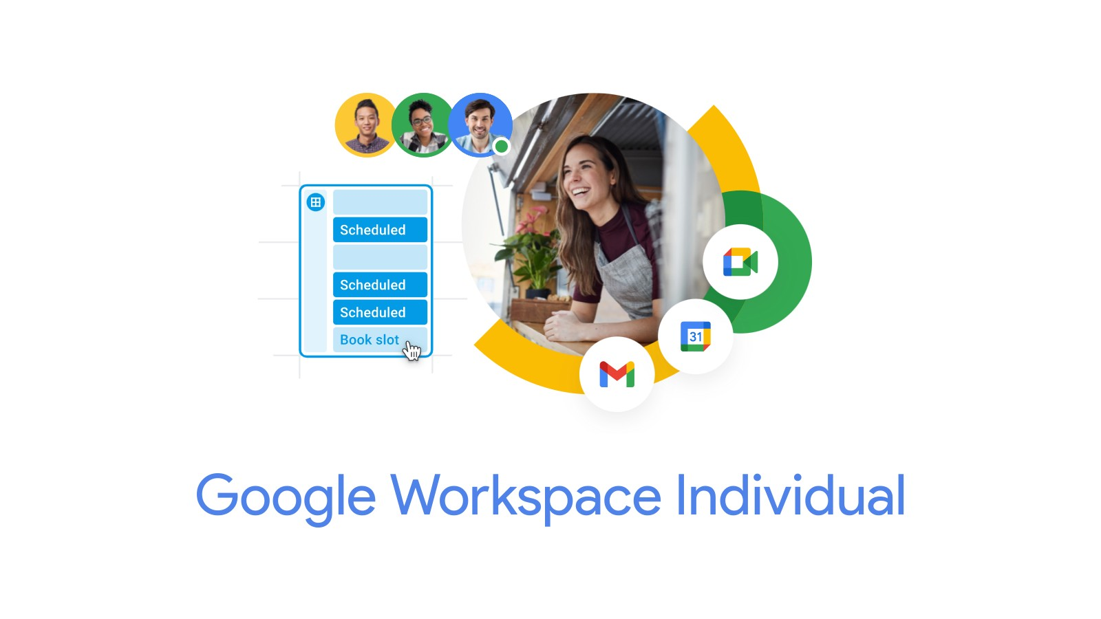 Google launches Workspace Individual for entrepreneurs and small business owners