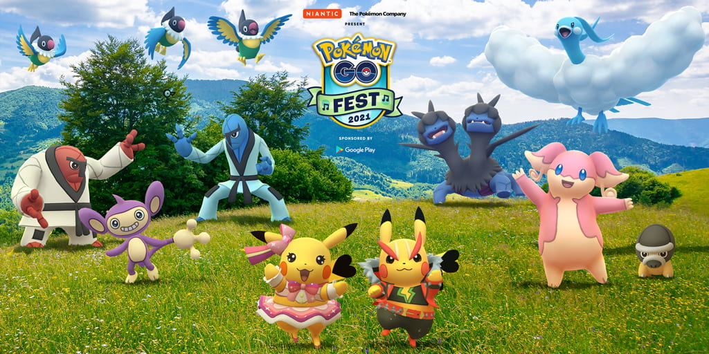 Pokemon Go Fest 2021 and Google are giving away 3 free months of Youtube Premium