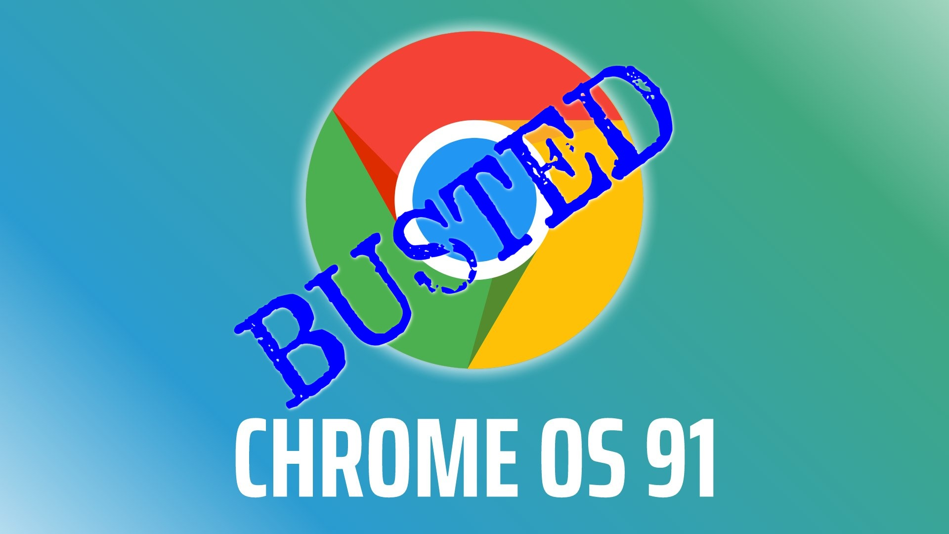 Chrome OS 91 busted? You're not alone
