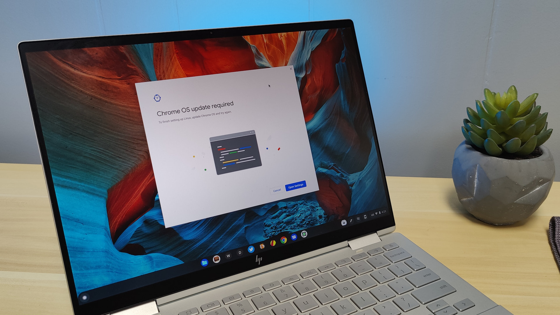 Chrome OS 91 broke Linux, here's the workaround