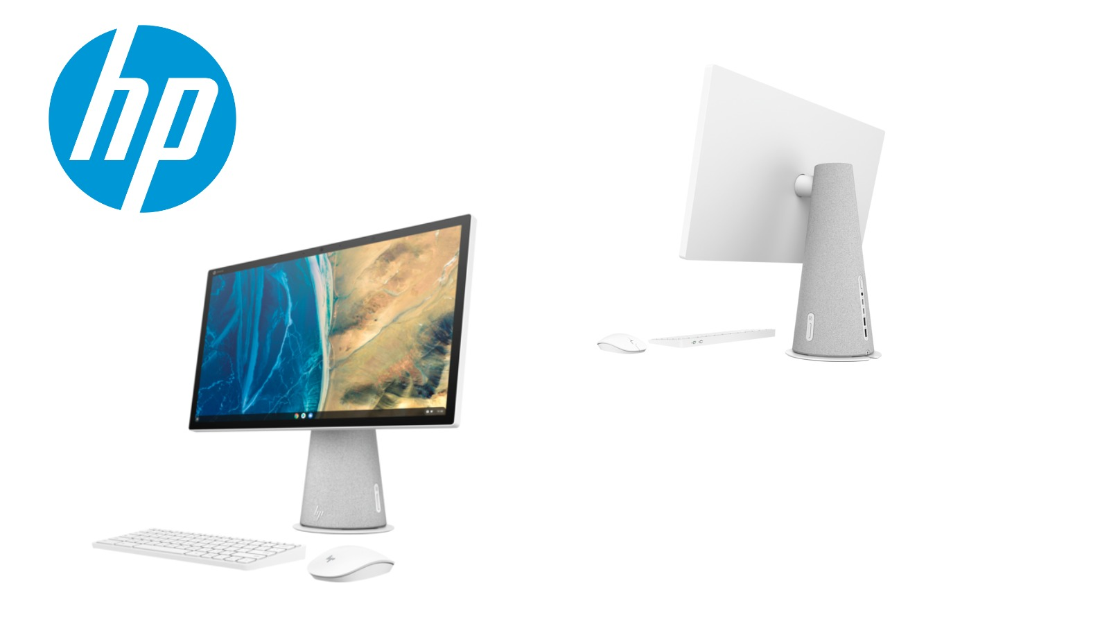 Exclusive: HP set to launch 10th Gen Chromebase with rotating display and B&O audio