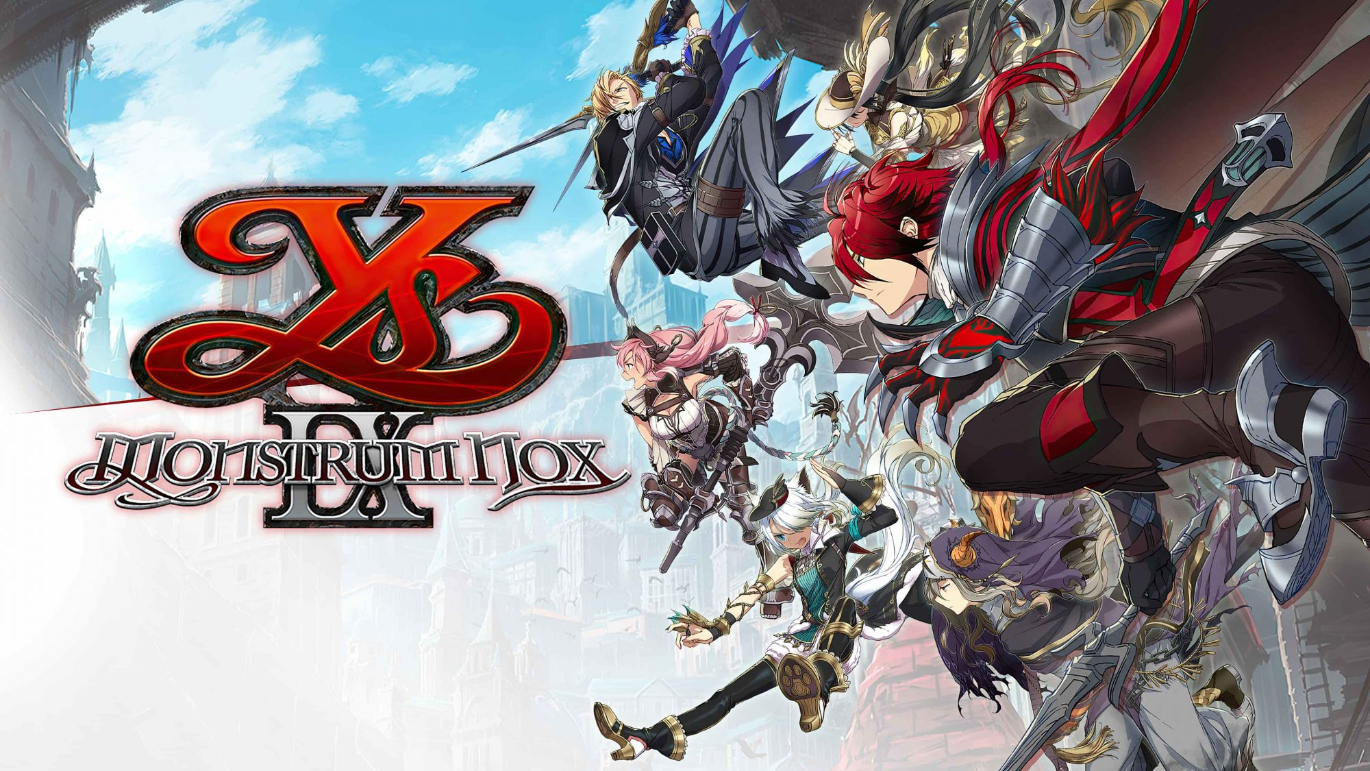 Ys IX: Monstrum Nox is now available on Stadia with excellent action RPG combat