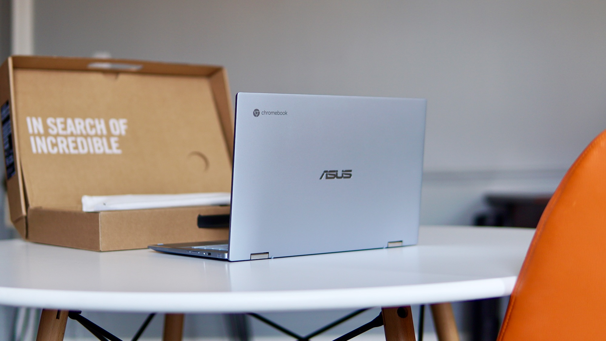The powerful Core i5 ASUS Chromebook Flip CX5400 is now available
