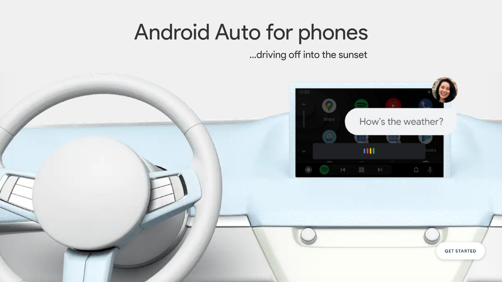 Android Auto for phones drives off into the sunset, Google Assistant takes its parking spot
