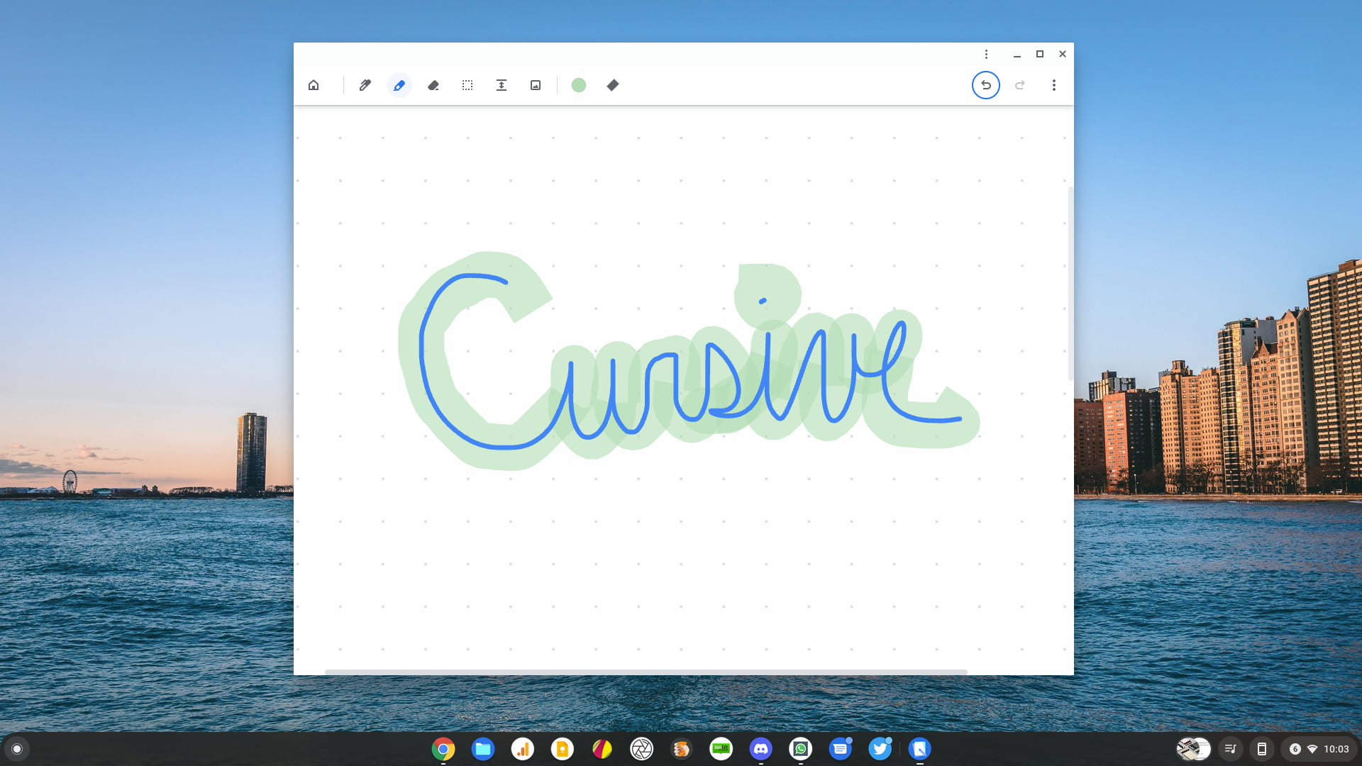Here's how you can install Cursive – Google's new note taking app – right now