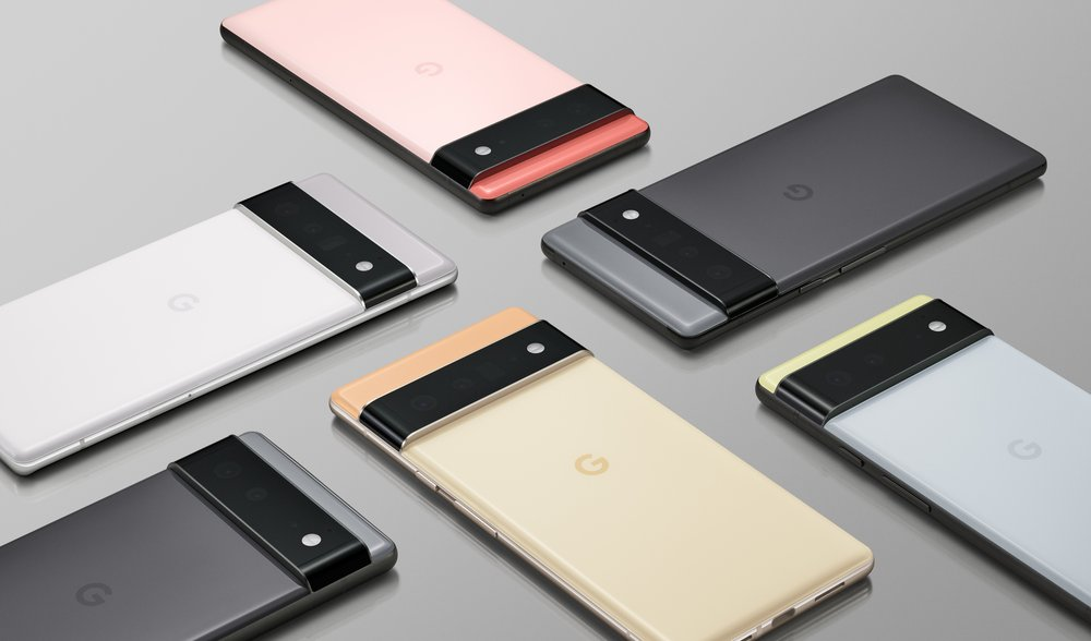 Google announces new Pixel 6 and Pixel 6 Pro details including Tensor – its very own SoC