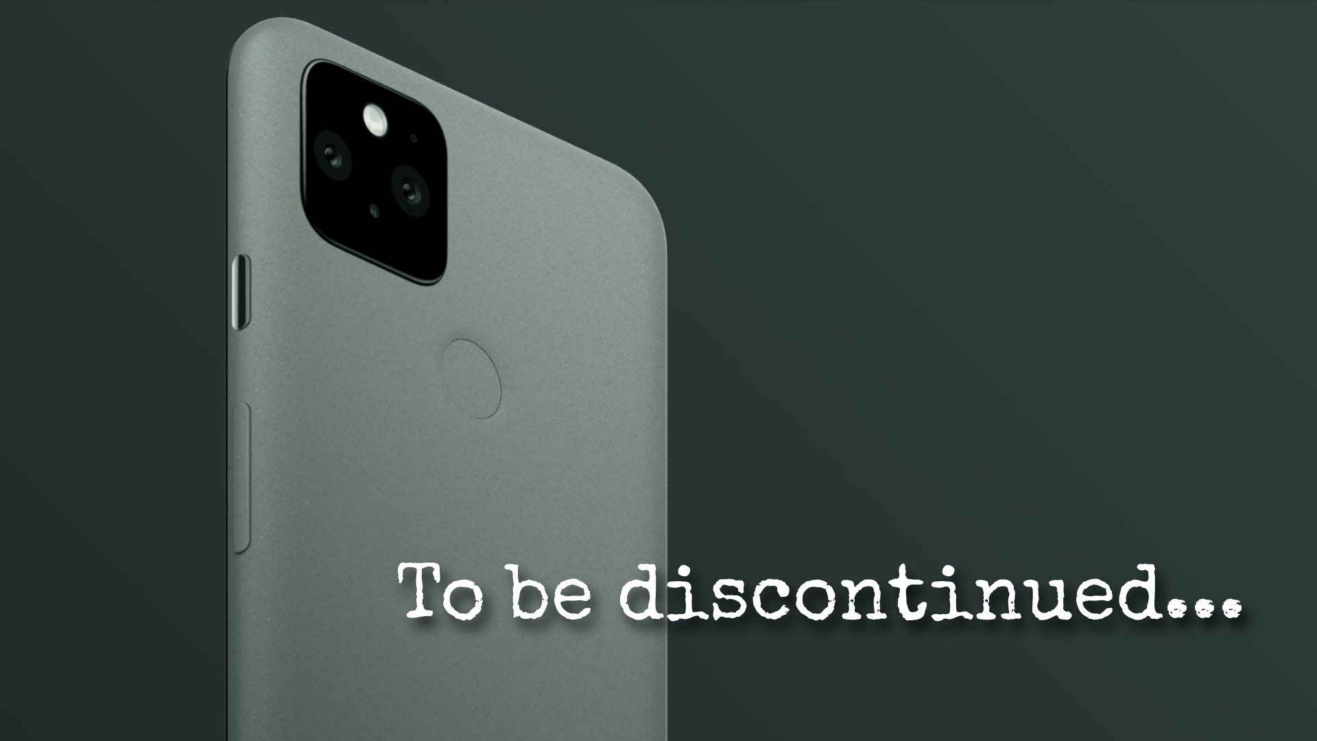 Why the Pixel 5 and Pixel 4a 5G being discontinued makes sense for the Pixel 6 launch