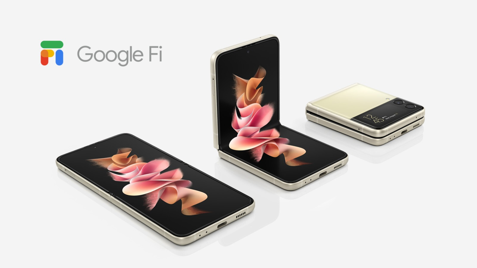 The Samsung Galaxy Z Flip3 5G is the first foldable on Google Fi