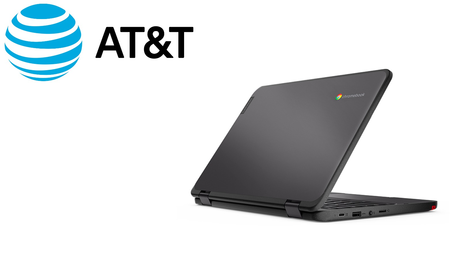 Lenovo launches rugged AMD-powered Chromebook 300e with LTE on AT&T network