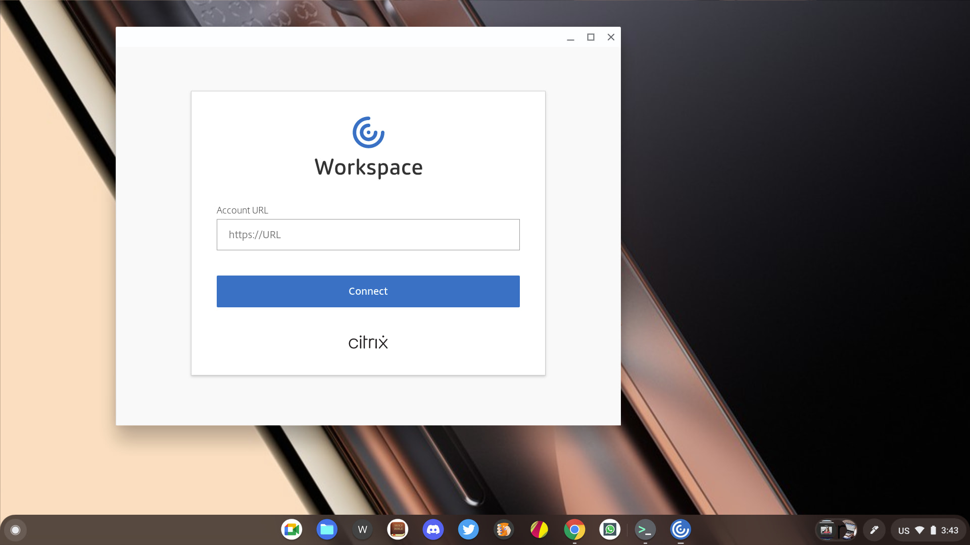 Citrix Workspace for Chrome OS adds Microsoft Teams optimizations