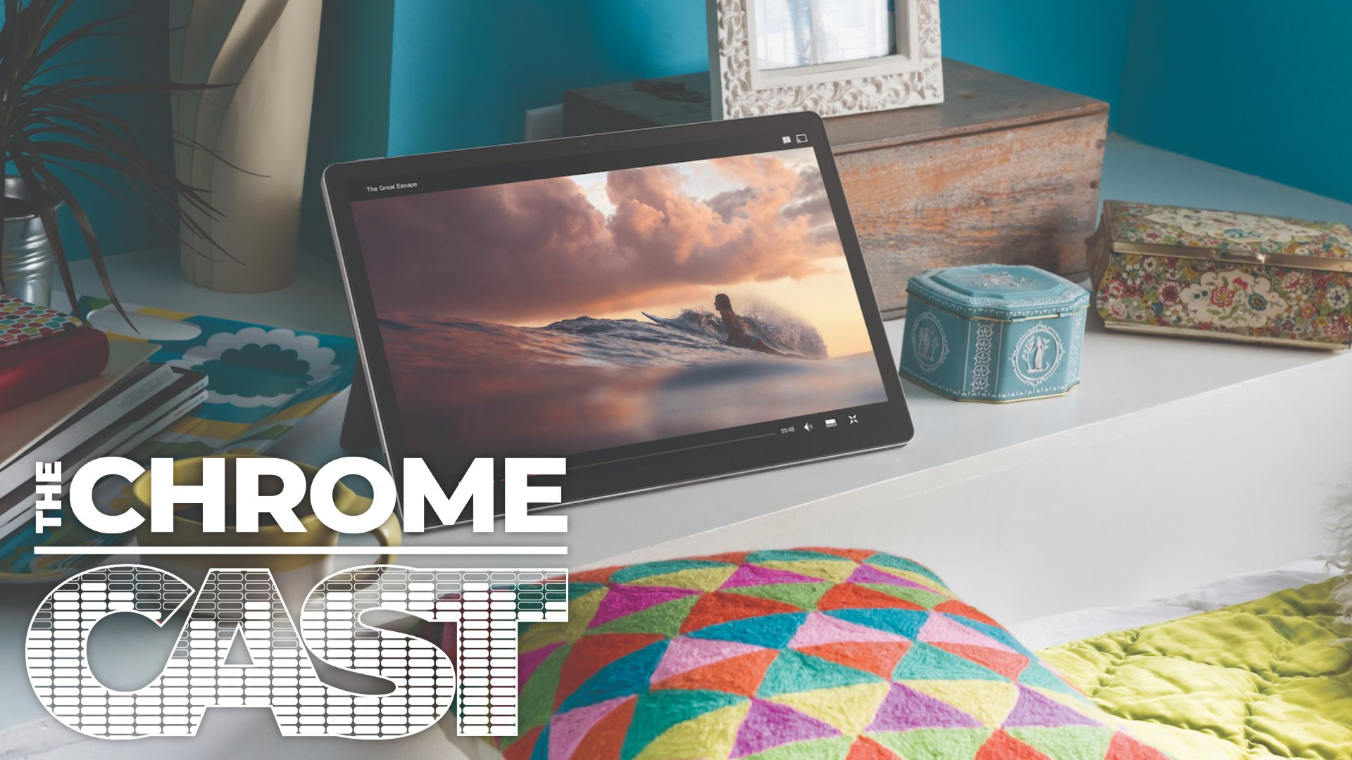 The Chrome Cast 127: The HP Chromebook X2 11 hype is real