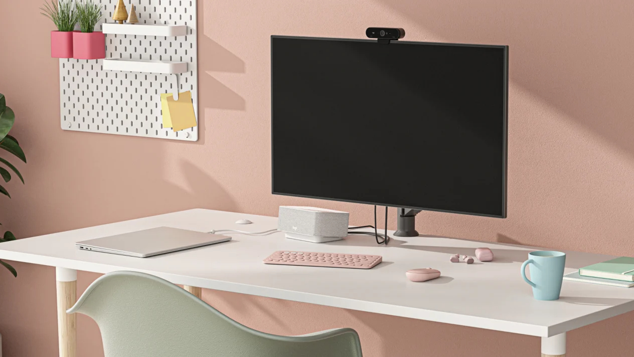 Logi Dock is a Chrome OS-compatible docking station for the 21st Century