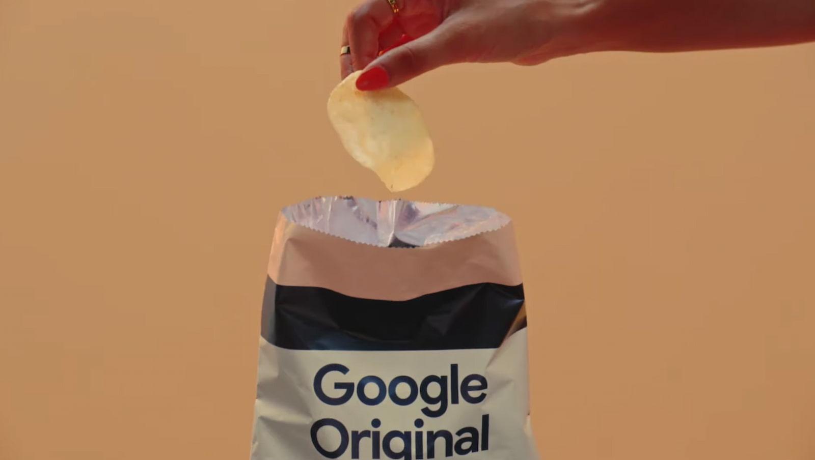 """Pixel 6 and Potato Chips: Google Japan posts """"crispy"""" Pixel teaser"""