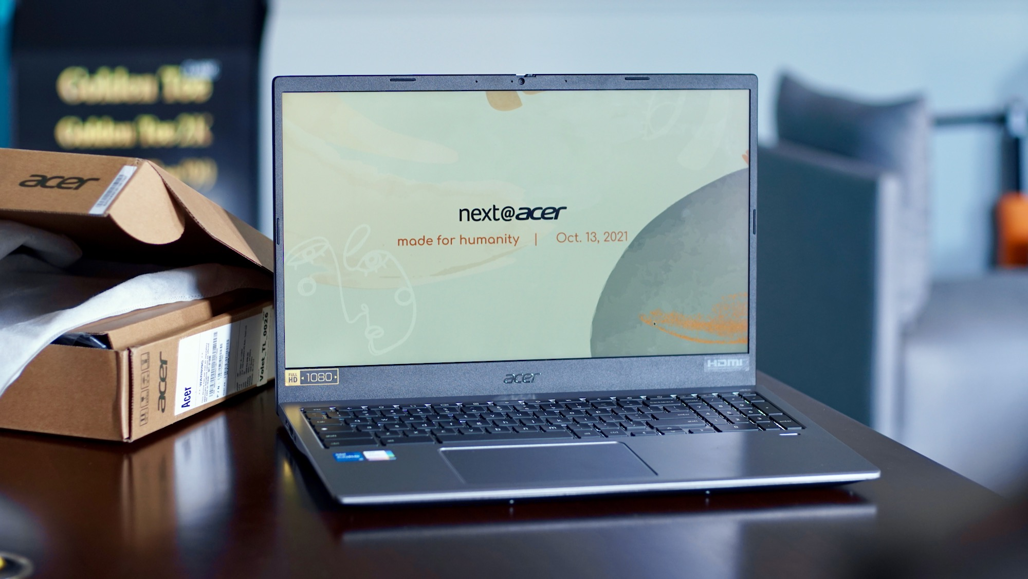 Just-announced Acer Chromebook 515 hands-on and initial impressions [VIDEO]
