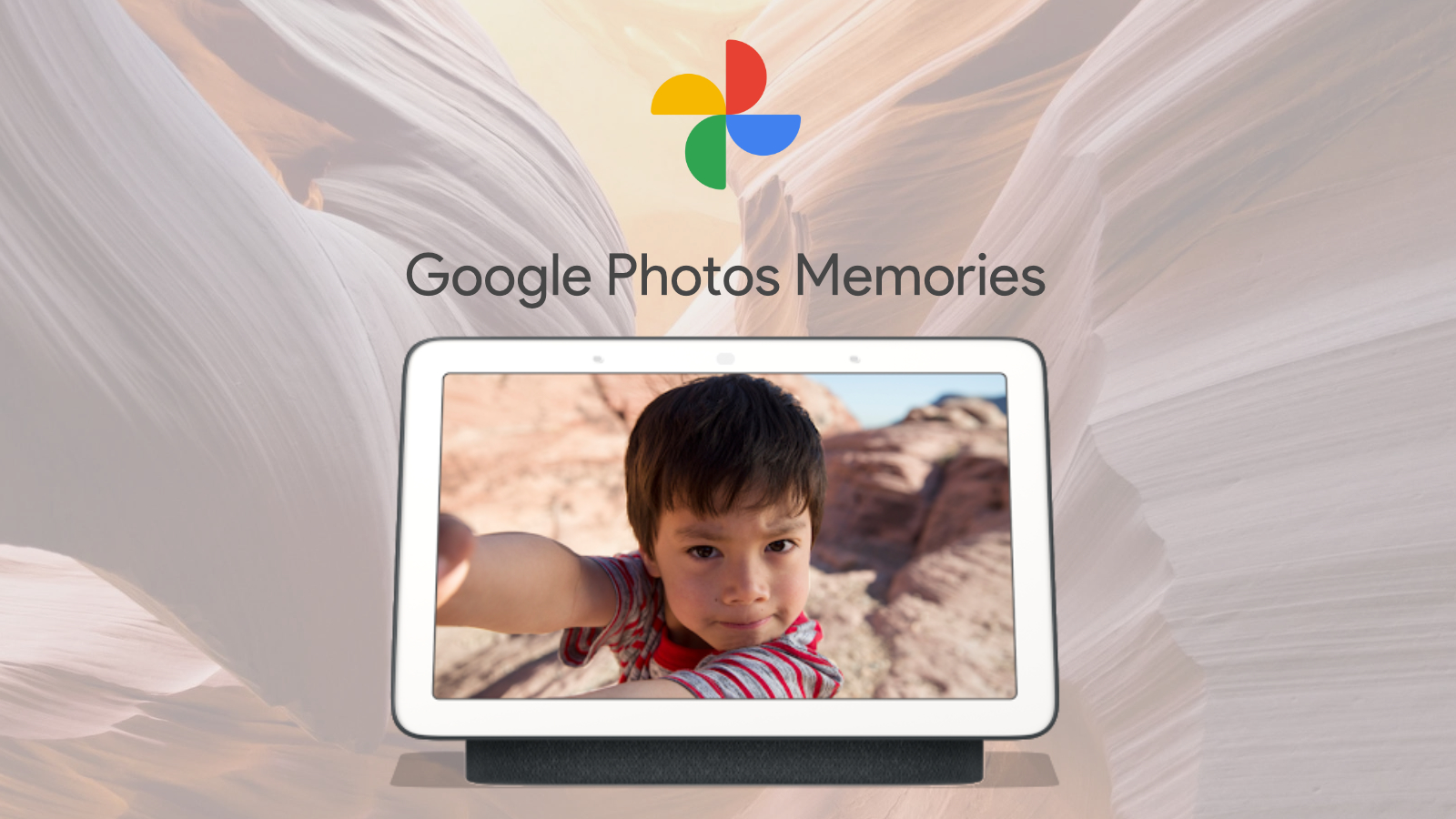 """Look back on the good old days with Google Photos """"Memories"""" on Nest hubs"""