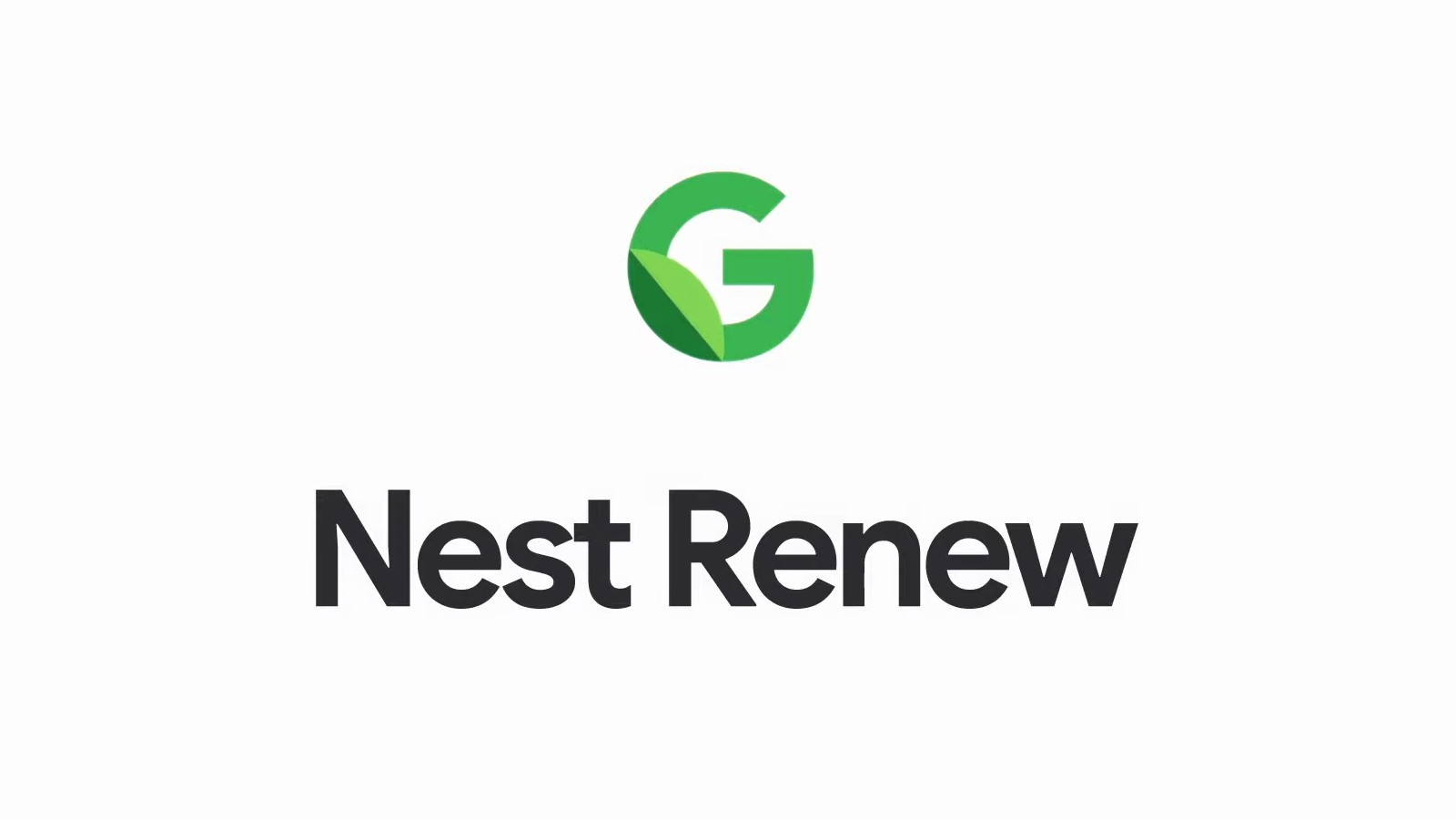 Nest Renew makes your smart thermostat wiser by operating on hours with cleaner energy