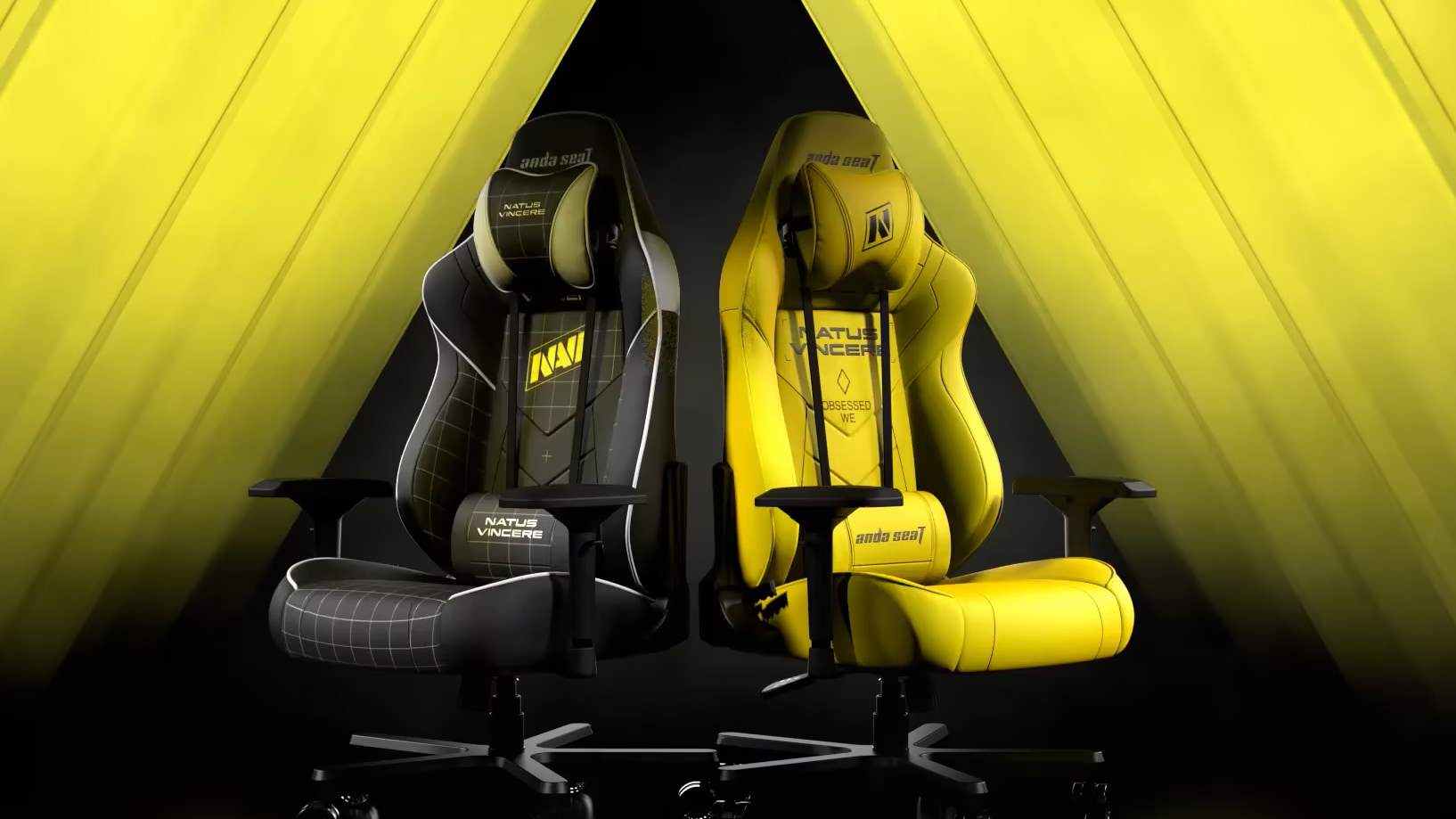Deal: Pre-order the new Navi Gaming Chair from AndaSeat and save 10%