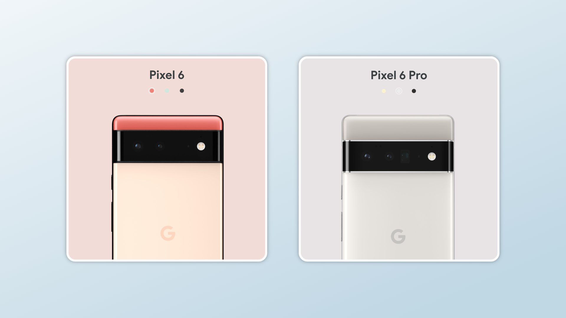 New leak suggests the Pixel 6 and Pixel 6 camera setups aren't as similar as we thought